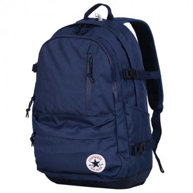 Straight Edge Backpack Navy