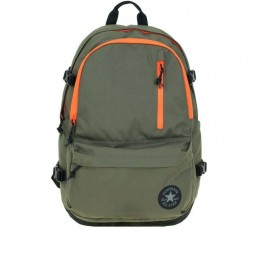 Straight Edge Backpack Hunter Green