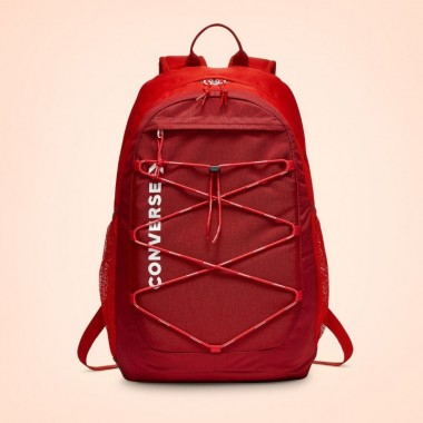 Converse Backpack Swap Out Back Alley Brick/Enamel Red