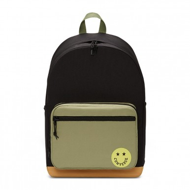 Converse Go 2 Backpack Black/Green