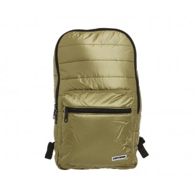 Metallic Packable Backpack - Gold