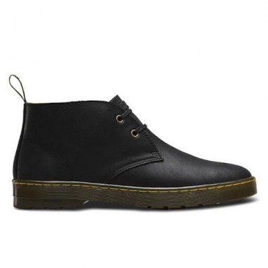 CABRILLO LEATHER DESERT ANKLE BOOTS