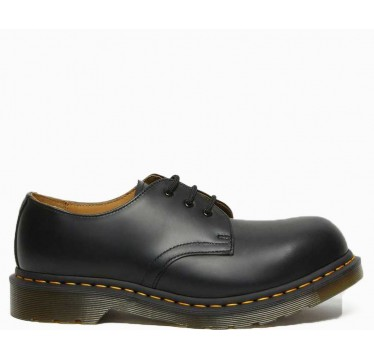1925 LEATHER OXFORD SHOES Black