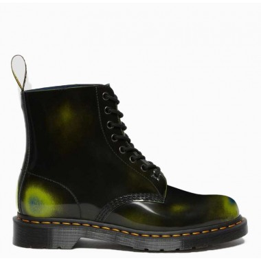 1460 PASCAL MULTI ARCADIA LEATHER LACE UP BOOTS