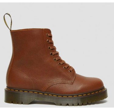 1460 PASCAL BEX LEATHER BOOTS Tan Inuck