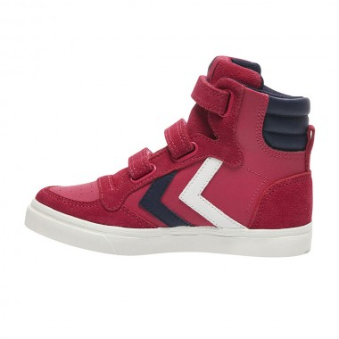STADIL LEATHER JR Red