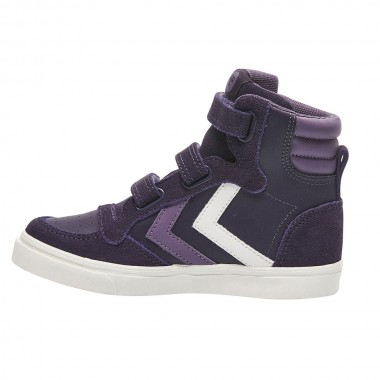 STADIL LEATHER JR Violet