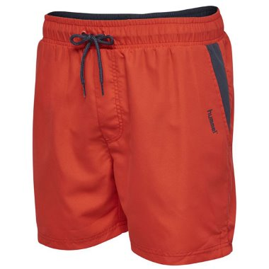 DETROIT SHORTS Red