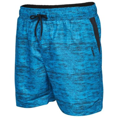 DETROIT SHORTS Hummel Blue