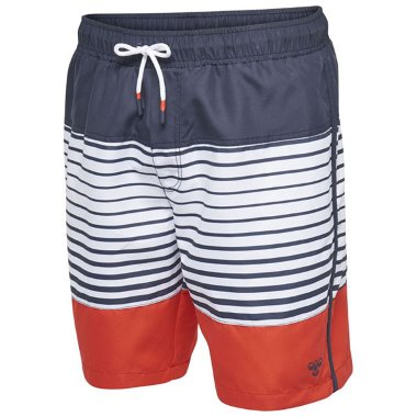 LINUS Shorts Red/White/Navy