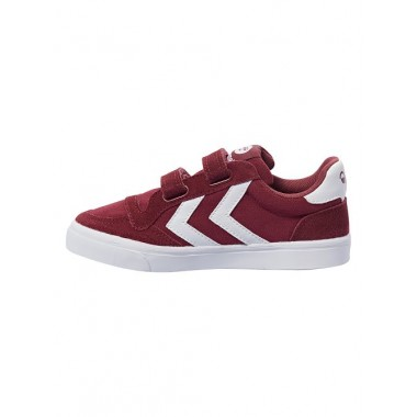 Kids Stadil Canvas Mono Low JR Cabernet