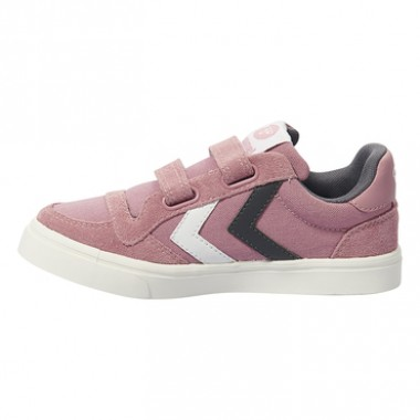 HUMMEL STADIL CANVAS DUO LOW JR Pink
