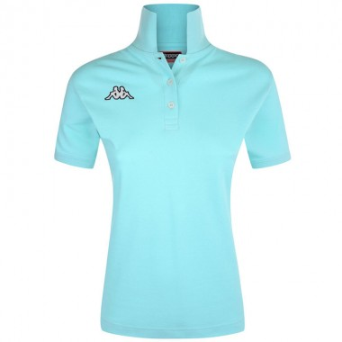 LFS Polo Logo Sharas WSS Kappa Mint
