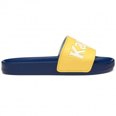 OUT SLIPPERS 222 BANDA ADAM 9 Yellow
