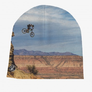 CHRISTIAN PONDELLA Bike Fall Beanie