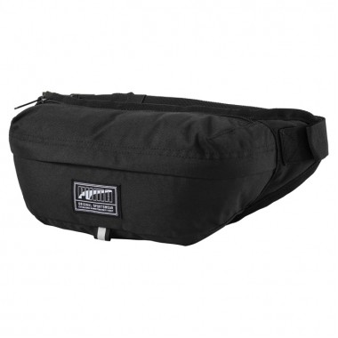 Puma Academy Waist Bag Black
