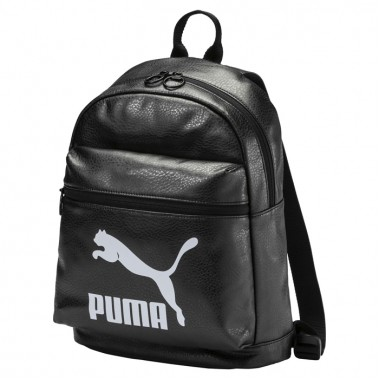 Prime Backpack Metallic Black