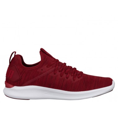 PUMA IGNITE Flash EVOKNIT Red