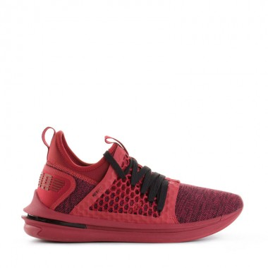 PUMA IGNITE LIMITLESS SR NETFIT Red