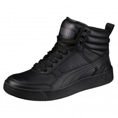 Puma Rebound Street L2 V Black Junior