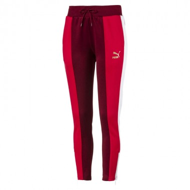 Retro Track Pants Puma Pomegranate