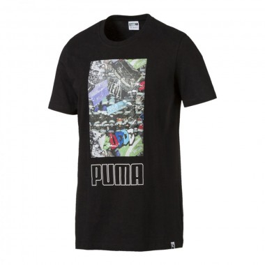 PUMA Photoprint Shoe Tee