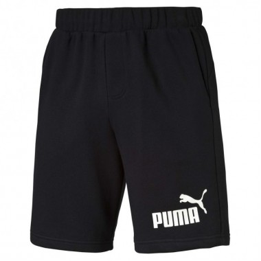 PUMA ESS No.1 Sweat Shorts Black