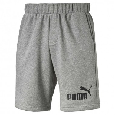 PUMA ESS No.1 Sweat Shorts Grey