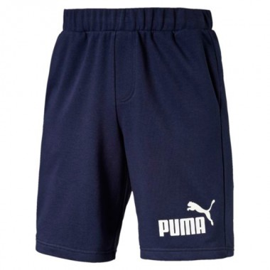 PUMA ESS No.1 Sweat Shorts Navy