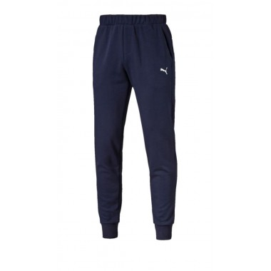 PUMA ESS Sweat Pants TR.Cl Navy MEN