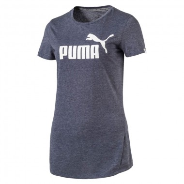 PUMA ESS No.1 Tee Heather Navy