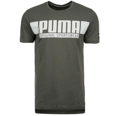 PUMA Style Athletics Graphic Tee