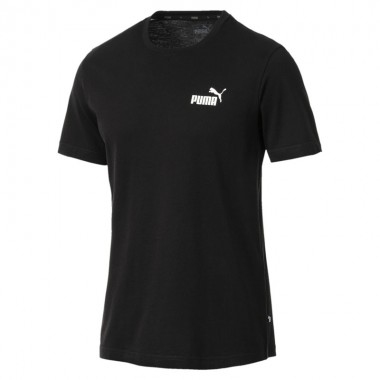 Essentials Tee Puma Black