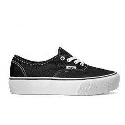VANS Authentic platform Black/white