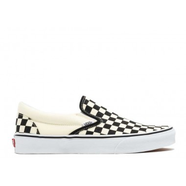 VANS CLASSIC SLIP-ON Beige/Black