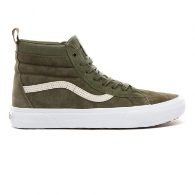 SK8-HI MTE SHOES Winter Moss/Military/True White