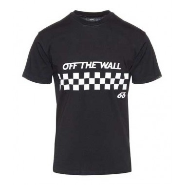 Vans Flying Start Short Sleeve T-Shirt Black