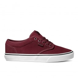 Suede Port Royale/ White