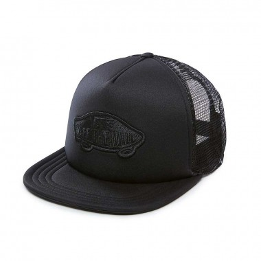 VANS Classic Patch Trucker Black