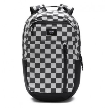 Vans Disorder Plus Backpack Black White Checker