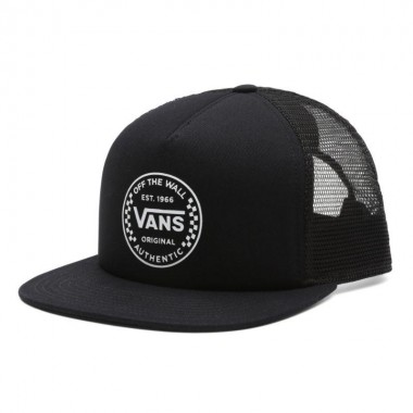 VANS MN BAINBRIDGE TRUCKER Black
