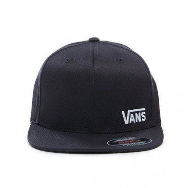 Splitz Flexfit Hat | Black | Vans