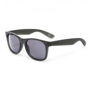SPICOLI 4 SHADES SUNGLASSES Black Frosted Translucent