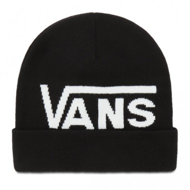BREAKING CURFEW BEANIE  Black-Flying V