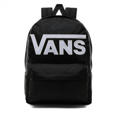 OLD SKOOL III BACKPACK Black-White SS/20 Collection