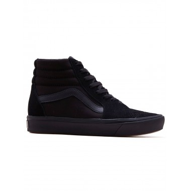 COMFYCUSH SK8-HI SHOES Black/Black