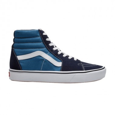 CLASSIC COMFYCUSH SK8-HI SHOES Navy/Steve Navy