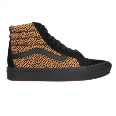TINY CHEETAH COMFYCUSH SK8-HI REISSUE SHOES