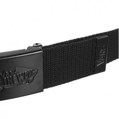 Belt Vans MN CONDUCTOR II WEB BELT Black