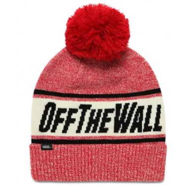 Vans EU Off The Wall Pom Beanie